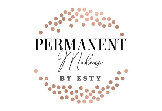 Permanent Makeup by Esty – logo design
