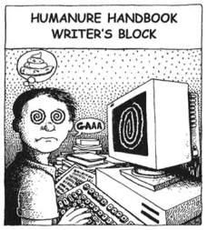 [Humanure Handbook Writer's Block]