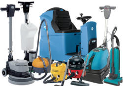 Aumenta la venta de maquinaria de limpieza profesional
