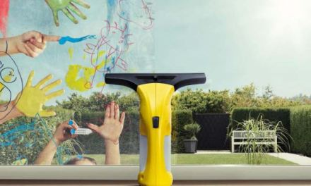 Nuevo Window Vac 1 Plus de Karcher