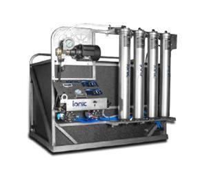 Ionic Systems renueva su sistema de limpieza V4