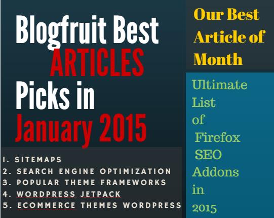 Blogfruit_Best Picks January