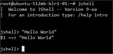 programming language, java 9