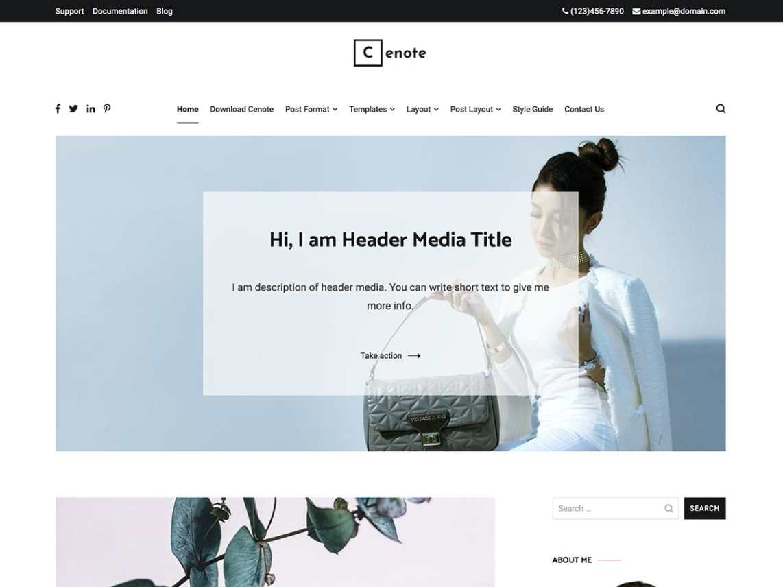 16 wp themes bloggers must try 2018