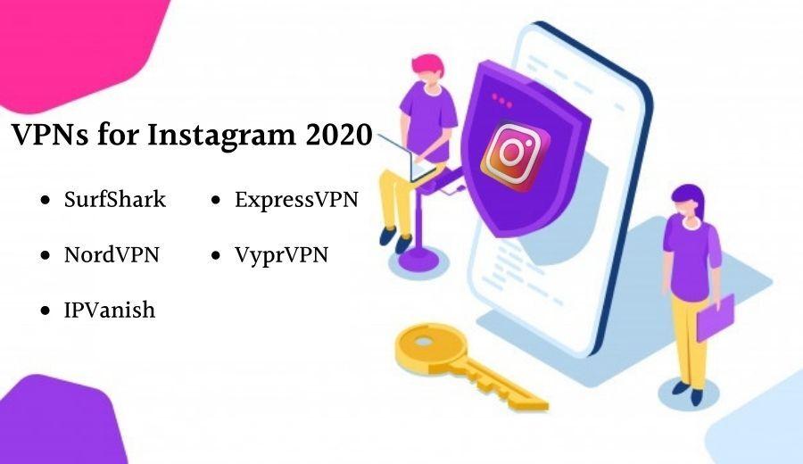 VPN For Instagram 2020