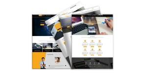 Corporal Premium WordPress Theme Screenshot 3