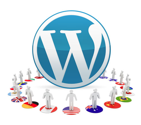 WordPress-Languages-support