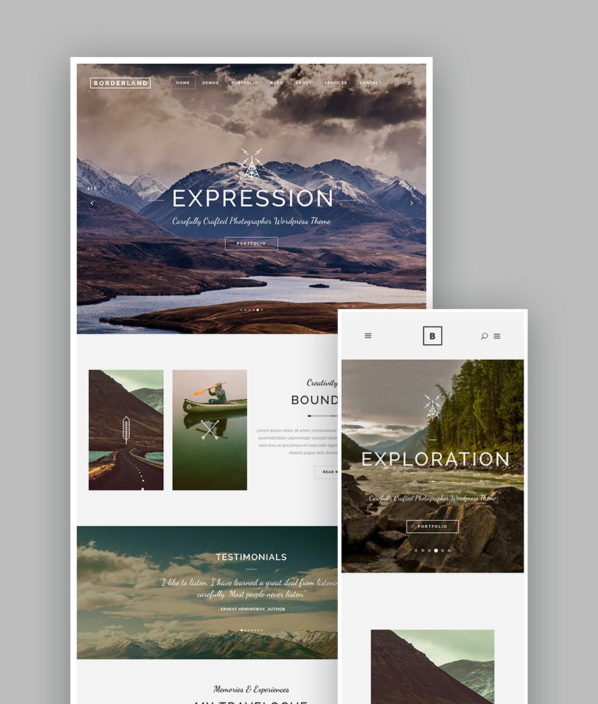 best-wordpress-themes-borderland