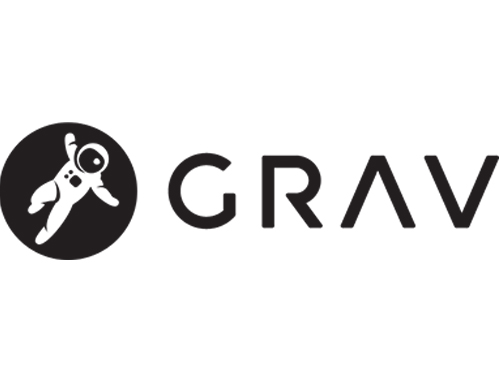 grav logo top 10 php cms of the year