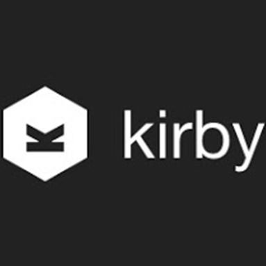 kirby logo top 10 php cms of the year