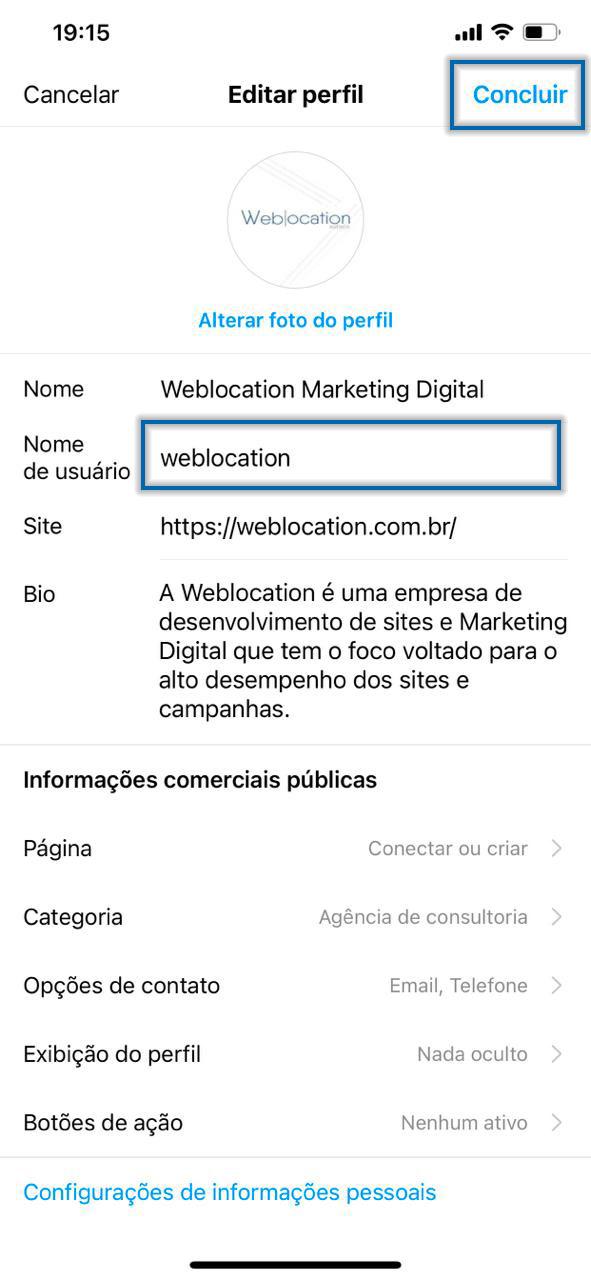 Torque o nome de usuário e o que mais desejar a verificação de disponibilidade será feita de forma automática