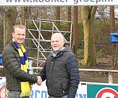 Kooiker Groep verlengt Goud sponsorcontract bij VV Staphorst