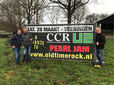Monsters of Rock Veeningen maakt programma bekend