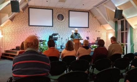 Drie delige lezing in De Hof, Punthorst, over opwekking in Nederland