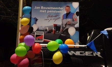 Jan Bouwmeester met pensioen (Update Sfeerimpressie)