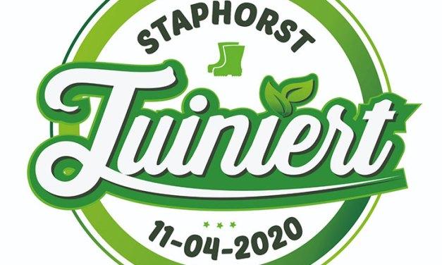 Staphorst tuiniert, nieuw evenement van lokale ondernemers