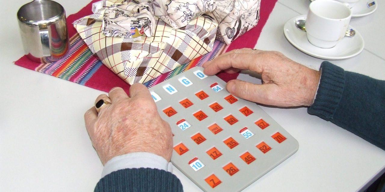 Bingo op 2 plaatsen