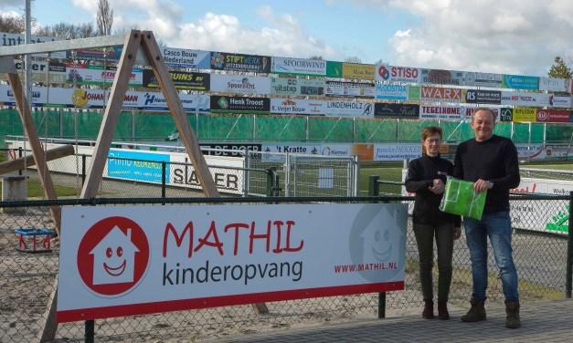 Kinderopvang Mathil nieuwe sponsor SC Rouveen
