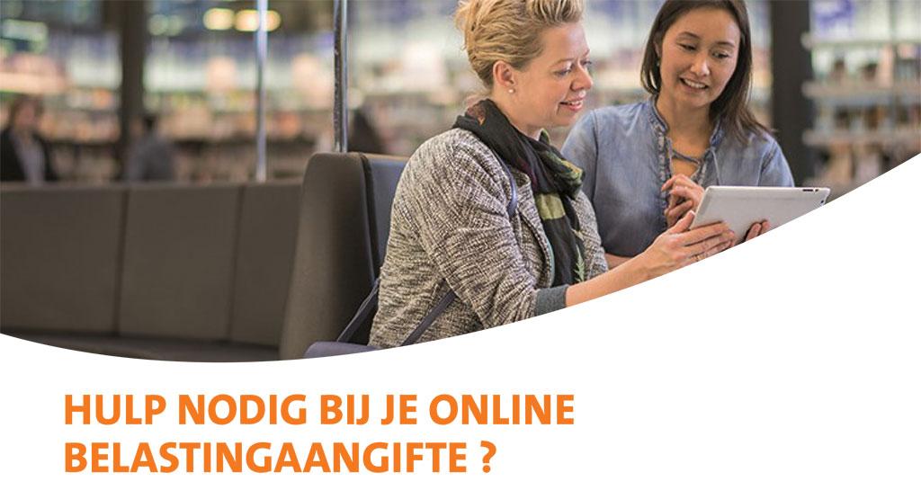 Belastingdienst en partners bieden hulp bij belastingaangifte in Overijssel / In maart en april spreekuren en voorlichtingen in Overijssel
