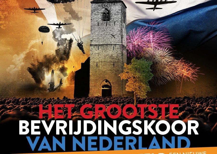 Grootste Bevrijdingskoor van Nederland Rouveen uitgesteld