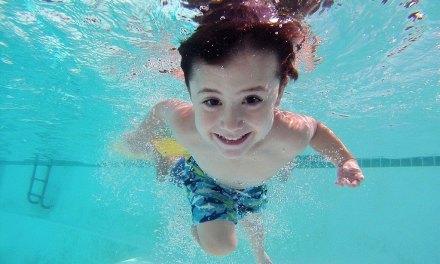 45 kinderen bevorderd naar zwemdiploma A