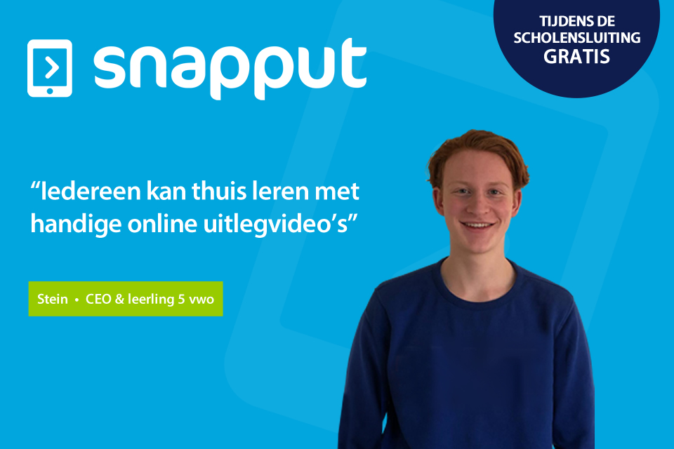 1.000 uitlegvideo's voor het voortgezet onderwijs per direct gratis beschikbaar