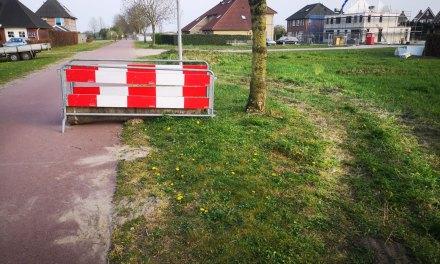 Wegafsluiting Staphorster Kerkweg genegeerd