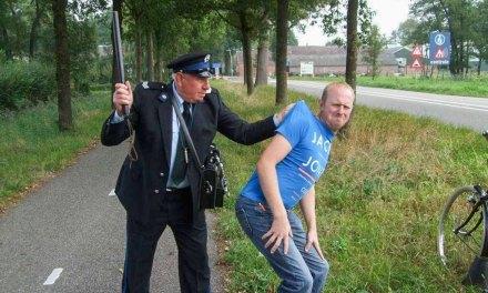 Koninklijke onderscheiding voor Klaas Dunnink uit Staphorst