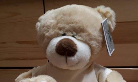 Win een beer met je tekening of kleurplaat van een beer