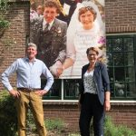 40 jarig huwelijk Arend Jan & Marja Wind