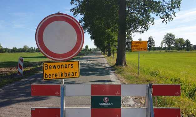 Start aanleg fietspad Gorterlaan
