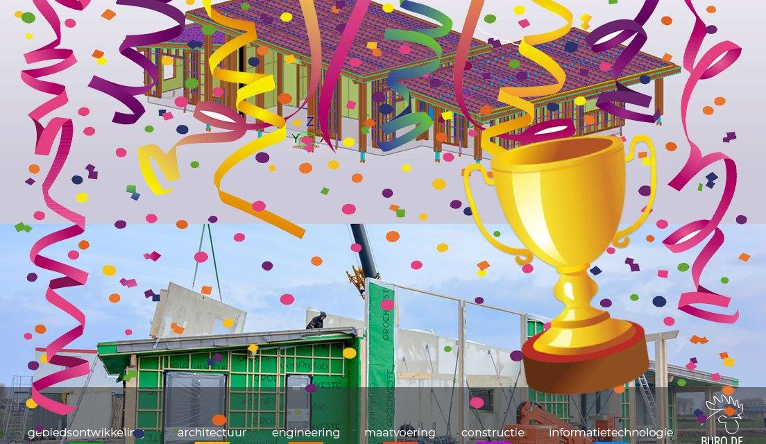 Buro De Haan uit Staphorst winnaar Construsoft BIM Awards 2020