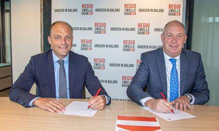 Regio Deal Regio Zwolle van start