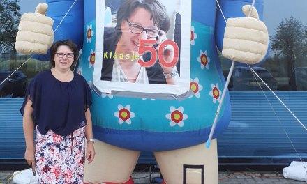 Klaasje Kuiers 50 jaar