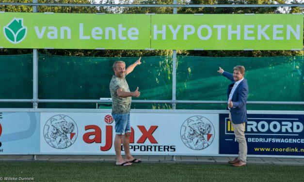 Van Lente hypotheken nieuwe sponsor SC Rouveen