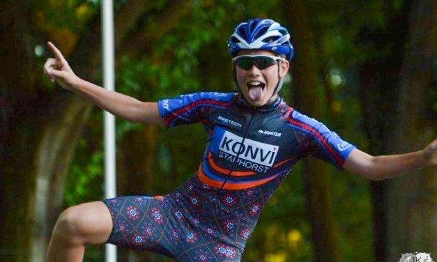 Christian Haasjes stunt met spectaculaire overwinning tussen senioren