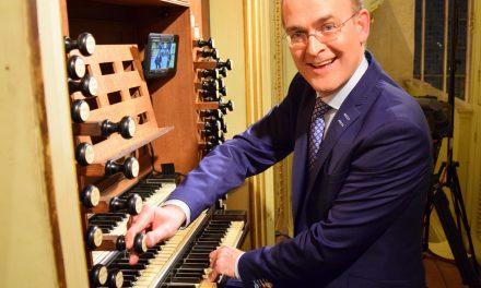 Orgelconcert Harm Hoeve, 75 jaar vrijheid muzikaal herdacht