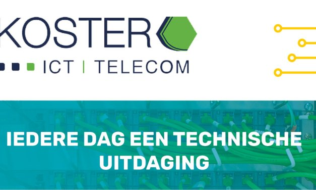 Vacature Koster ICT&Telecom
