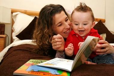 Baby- en peuterochtend in Bibliotheek Staphorst