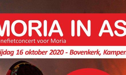 Benefietconcert voor Moria in Bovenkerk Kampen!