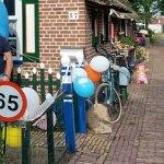 Henk Brinkman 65 jaar