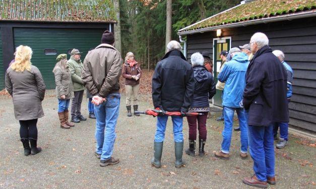 Natuurbeschermingsvereniging informatieavond in Spoorzicht op maandag 5 oktober (Update)