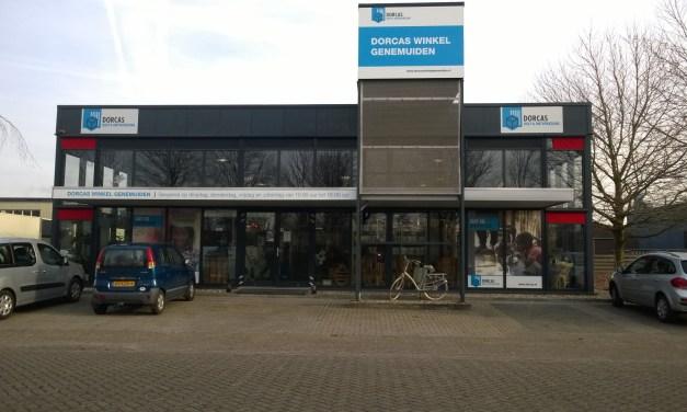 Dorcaswinkel Genemuiden sluit voorlopig op zaterdag