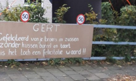 Gert Fictorie 50 jaar