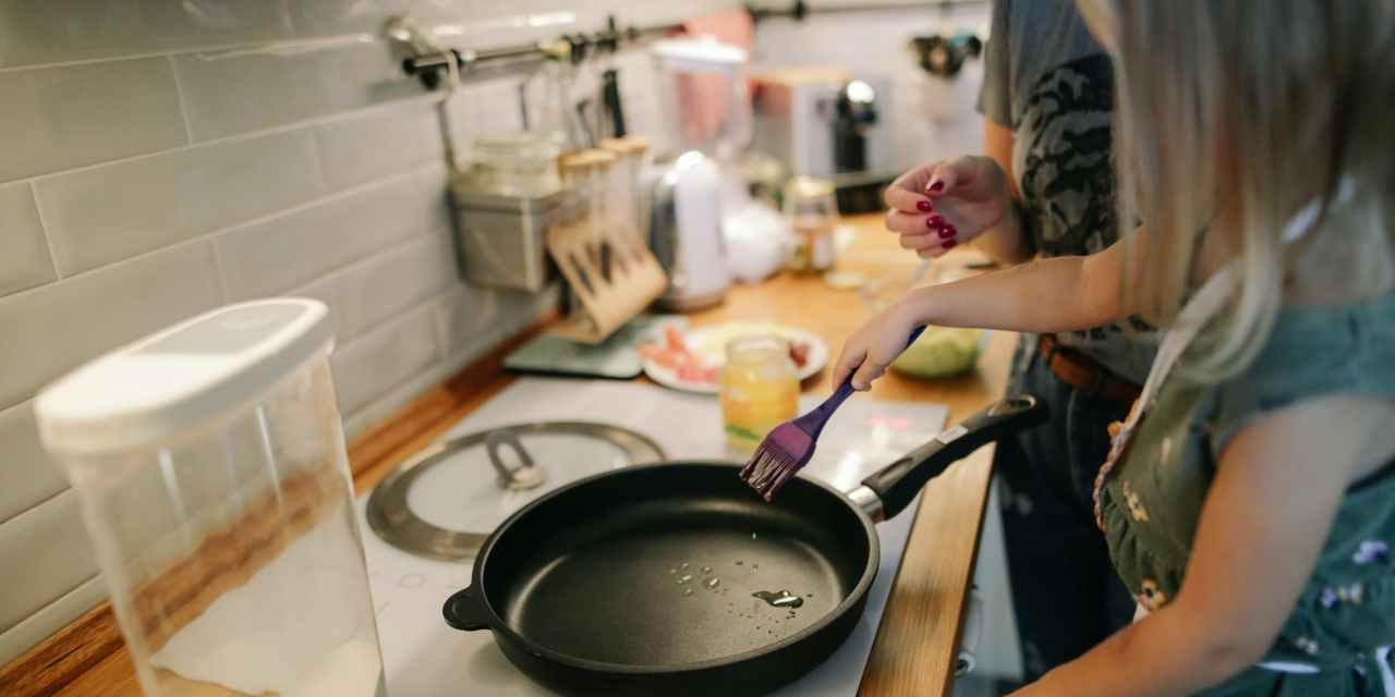 Een keuken is niet alleen om te koken
