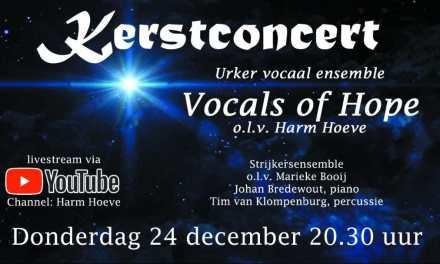 Zingen in de kerstnacht