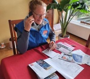 Telefonisch spreekuur voor vragen over het OV