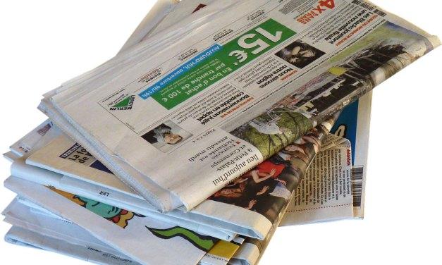 Krantenbezorger worden?