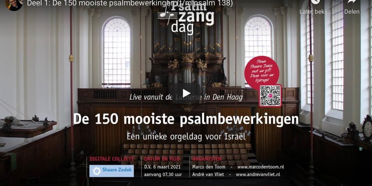 De 150 mooiste Psalmbewerkingen
