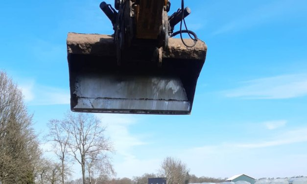 Project 'Spoortippe-Punthorst' Puntweg gestart
